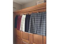 5 Skirts - (NEW - (From M&S) - Can Be Bought Separately
