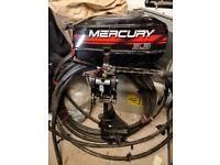 Mercury 35cc Outboard