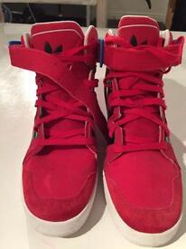 Men's adidas hightop trainers