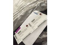 x1 Little Mix Standing Ticket - The Royal Highland Centre