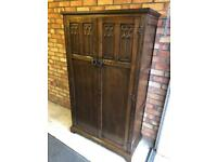 Vintage Antique OLD CHARM WOOD BROS Wardrobe - Excellent Condition Lockable. Can deliver