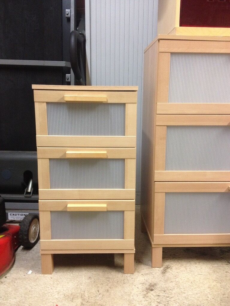 ikea aneboda austmarka chest of drawers in swindon wiltshire gumtree. Black Bedroom Furniture Sets. Home Design Ideas