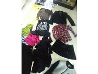 Job lot ladies clothes all different sizes some with the labels still on good for ebay