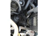 Vauxhall Corsa D automatic transmission gear box