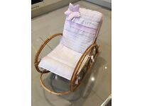 Girls rocking chair - only £5