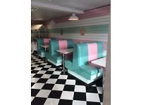 1950's Retro Ice Cream Parlour for sale