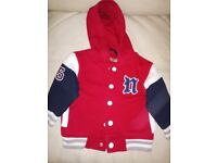 next baseball coat perfect condition 9-12 months