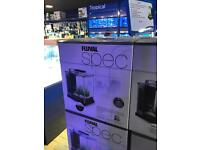 Fluval Spec fish tank lights and water filter VGC Bargain!!!