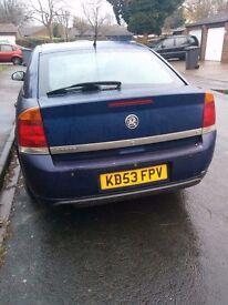Vauxhall Vectra - Non Running - Spare/Repair