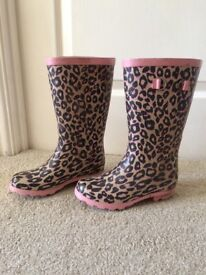 Girls Wellies size 13