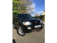 Mitsubishi Shogun 3.2did Animal, 7 seater, Rare manual**CHEAPEST MANUAL IN UK WITH THIS SPEC***