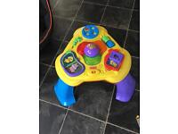Interactive baby toy