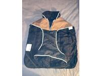 Water/wind proof thermal dog coat