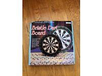 Darts board and padding