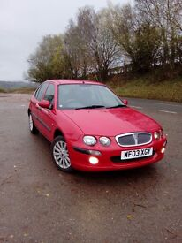 Rover 25 only 66k very well looked after
