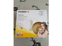 Medela single swing breast pump