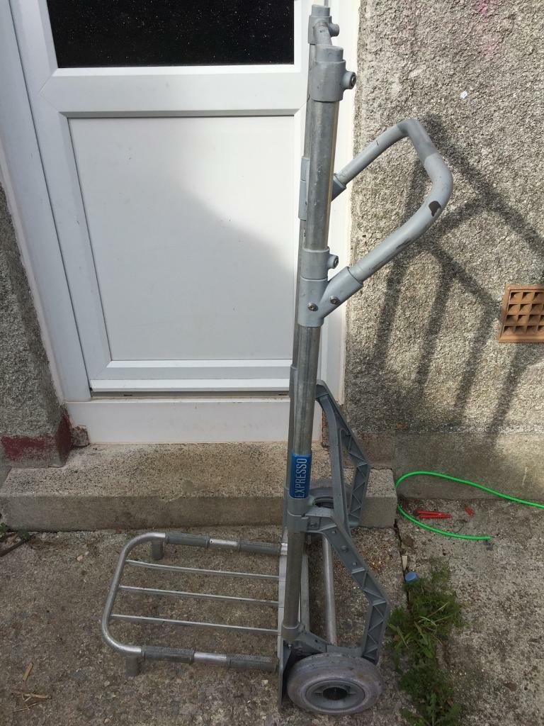 Expresso Sack Truck In Plymouth Devon Gumtree