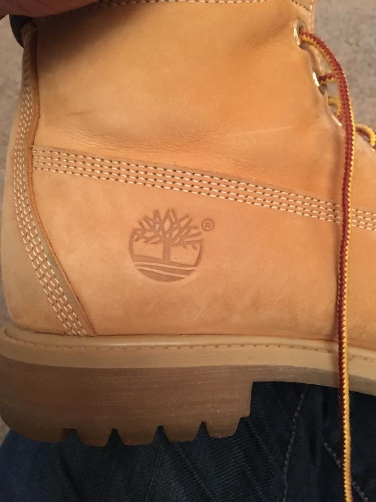 Genuine timberland size 10 boots for sale