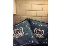 Bespoke bed/ sofa cushions