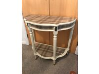 Console Table (requires painting/refurbished)