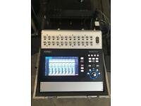 QSC TOUCHMIX-30 with dogbox flightcase