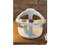 Aquababy Grey Bath Seat - £14
