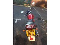 Yamaha ybr 125cc (looking for quick sale)