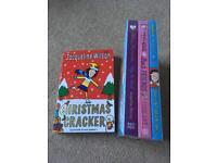 NEW Older girls books.