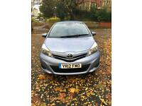 Toyota Yaris 1.33 VVT-i TR M-Drive S 5dr Automatic 2012