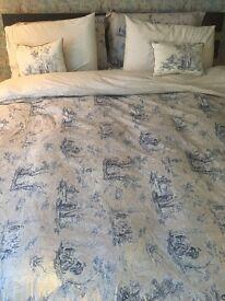 Bed, Mattress and Matching Dresser