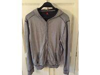 Urban Stone Grey Hoodie Size XL