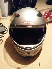 Caberg Flip Up Motorcycle Helmet XSmall