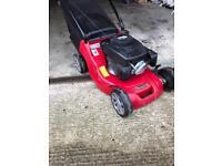 Mountfield rs100 self propelled lawn mower