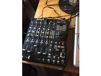 Decks mixer
