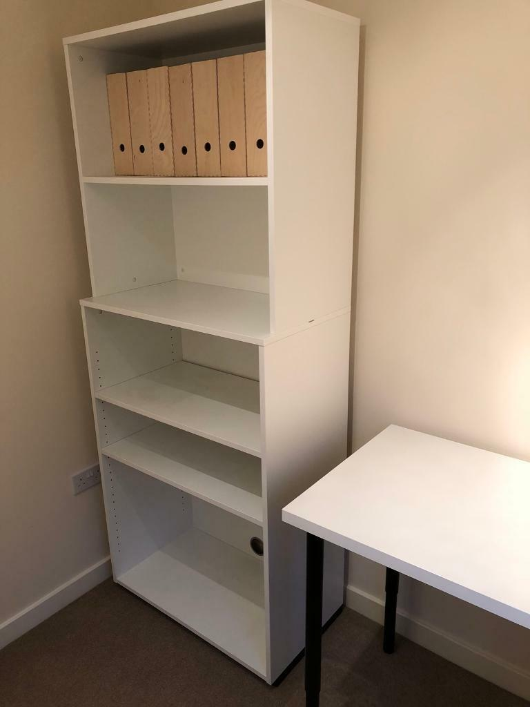 ikea office storage. Ikea Galant Office Storage Shelf Unit In White