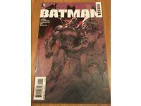DC BATMAN EUROPA COMIC ISSUES 1 FIRST PRINT