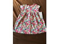 Brand new 12-18 month dresses with tags