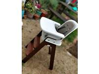 Oxo 'sprout' high chair