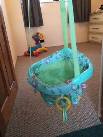 Brightstarts Baby Door Bouncer