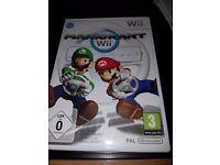Mario wii game