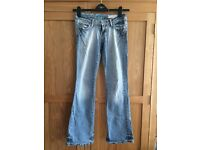 Ladies Olala jeans, size 6 R, boot cut, excellent condition