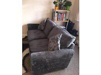 Tabitha Fabric Sofa - 2 seater