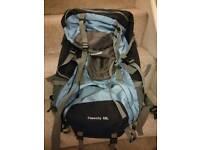 60L hiking backpack