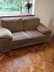 2 piece matching sofa set (for individual sale or as a set)