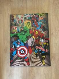 Marvel Canvas