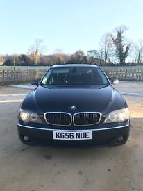 2006 BMW 730d 3.0 AUTO SE 4 DOOR SALOON