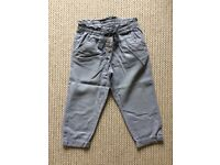 Girls Next Trousers age 1.5 - 2 years