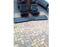 **VARIOUS PEUGEOT 406 COUPE CAR SEATS - HARINGEY N LDN N8, LOOKING FOR A HOME FAST SERIOUS OFFERS**