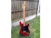 Mustang guitar