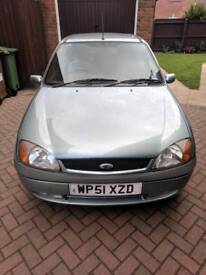 LOW mileage Ford fiesta S for sale mint condition